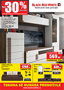 Promotie Mobilier Black Red White - Toamna 2014