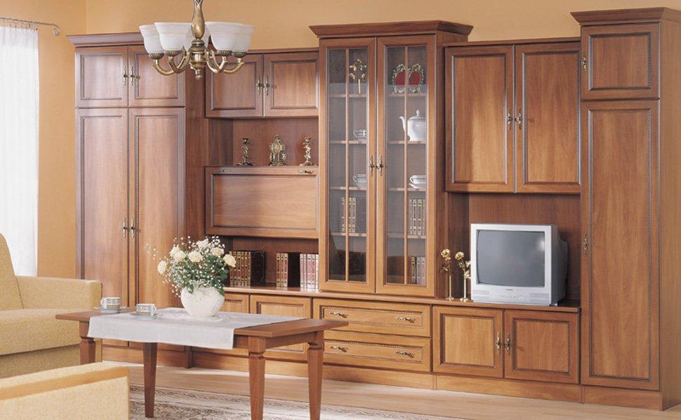 Мебель для гостинной Виктор - поэлементно. . Гостиные Мебель к